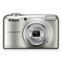 Nikon Coolpix A10 Silver 16MP | Kamera Digital A 10 Pocket Camera