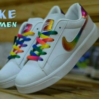 sepatu kets wanita nike air force one rainbow 1 size 36-40 d114b3e89f