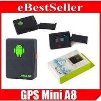 GPS Tracker Mini A8 (Pelacak Kendaraan, Anak, Orang Tua Lansia)