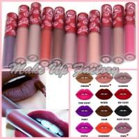 Jual Lime Velvetines Matte Lipgloss / Velvetine Matte Liquid Lipstick Murah