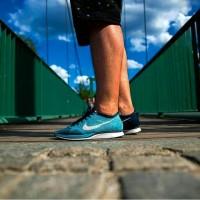 "Nike Flyknit Racer ""Chlorine Blue"""