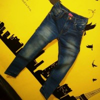 Olive oxl Jeans