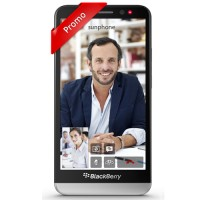 Blackberry Z30 Black Original Garansi THE ONE