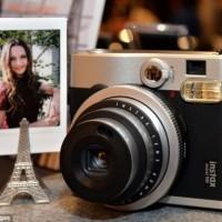 Fujifilm Instax Mini Neo 90 Black + Refill 30 Lembar