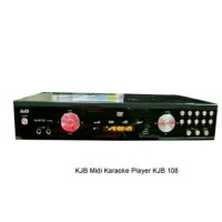DVD Karaoke Player AVANTE KJB 108
