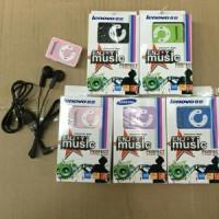 Mp3 Kotak Mini Clip / Shuffle