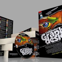 Buku Desain Grafis 'Computer Graphic Design' + CD Video Tutorial