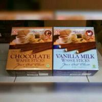 harga Kugi Wafer Stick Vanilla Coklat Besar Tokopedia.com