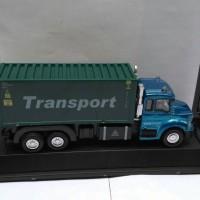 Miniatur mobil truck skala 1/64