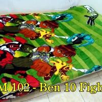 harga Selimut Bulu Import uk 140x200 M 102 - Ben 10 Fight Tokopedia.com