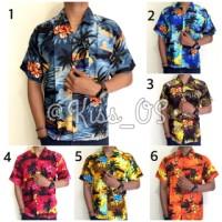 Jual Baju Bali Kemeja Pantai / Kemeja Hawai Murah