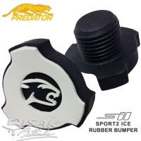 Predator Bumper - Sport2 ICE - Karet Bawah - Billiard Cue Stick Biliar