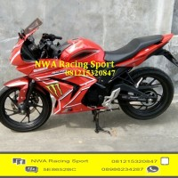 harga FULL FAIRING FOR ALL NEW CB150R FACELIFT MODEL NINJA 250 KARBU Tokopedia.com