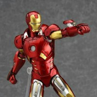 [Figure FIGMA] IRON MAN MARK 7
