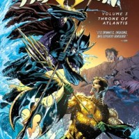 Aquaman Vol 3 Throne of Atlantis TP - Geoff Johns Komik Comic DC