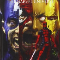 Deadpool Kills The Marvel Universe TP - Cullen Bunn Marvel Comic Komik