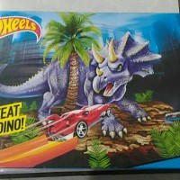 track hot wheels dino spinout track set [D1]