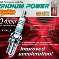 Busi Honda Verza 150 - DENSO Iridium Power IU27 / IU27A