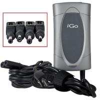 iGo Netbook Charger 40W Universal Notebook AC/DC Power Adapter