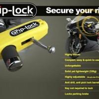 Grip Lock / Kunci Pengaman Hand Grip