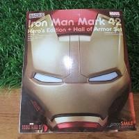 Nendoroid Iron Man Mark 42 Hall of Armor set
