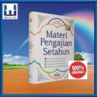 Buku Ceramah Islam Materi Pengajian Setahun
