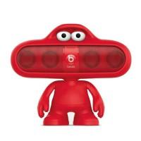 beats pill stand - merah