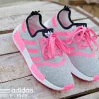 harga Sepatu casual running gym women adidas nmd Tokopedia.com