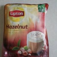 Jual LIPTON HAZELNUT FLAVOUR MILK TEA LATTE Murah