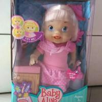 harga Cute Baby Alive Doll New Teeth / Boneka Baby Alive Gigi Baru Lucu unik Tokopedia.com