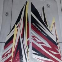 striping yamaha R15 merah 2014