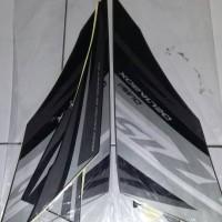 striping yamaha R15 hitam 2014