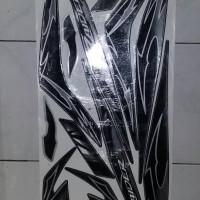 harga striping variasi suzuki satria fu 2005-2012 raider hitam Tokopedia.com