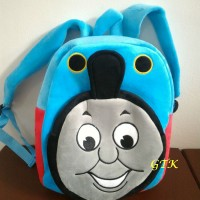 Tas Boneka Thomas & Friends (2 Rest Large) Ransel Karakter Kartun Anak