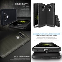 Rearth Ringke Onyx Case LG G5 / G5 SE TPU Soft Case Rugged Original