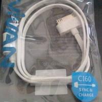ViVAN Kabel CI60   Cable Vivan IPhone 4/4s   60cm (IPhone / IPad)
