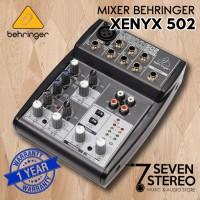 BEHRINGER MIXER XENYX 502