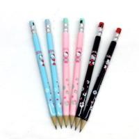 Pensil Hello Kitty / Mekanik / Lucu / Unik / Stationery