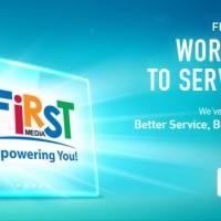 FIRST MEDIA ~ PROMO INTERNET dan TV KABEL TERBARU