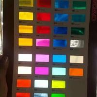 sticker oracal transparant seri 8300