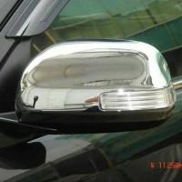 Cover Spion RUSH/TERIOS Lampu Full Chrome