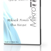 Dvd Tutorial Mikrotik Pemula Dan Hotspot