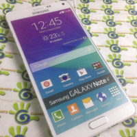 Dummy Pajangan Display Toko Samsung Galaxy Note 4