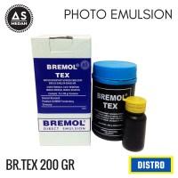 OBAT AFDRUK SABLON - BREMOL TEX 200GR
