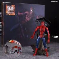 harga Spiderman Revoltech Tokopedia.com
