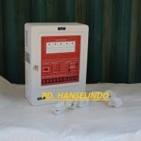 JUAL MASTER CONTROL FIRE ALARM ABS / MCFA PANEL 5 ZONE HARGA MURAH