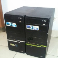 Komputer PC paket warnet