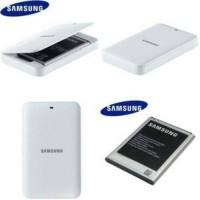 Batre + Desktop Charher Samsung Galaxy Note 3 Original Baterai Battery