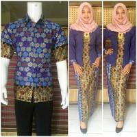 harga Couple batik sarimbit kebaya baju kantor pesta pasangan seragam 518 Tokopedia.com