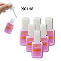 10 gram Nail Glue Brush / Lem Kuku Bentuk Kuas